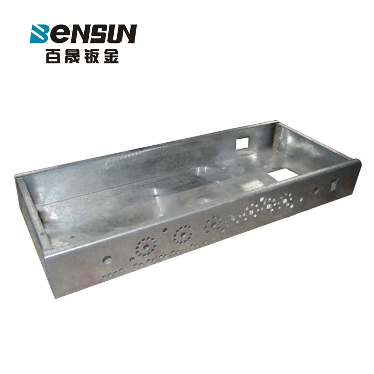 Sheet metal parts processing